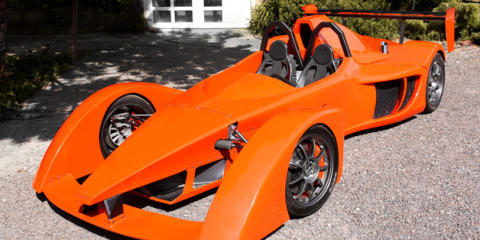 Innotech Aspiron to be revealed at Goodwood Festival of Speed