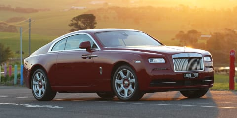 "Rolls-Royce :: Mercedes-Maybach ""is not a direct competitor"""