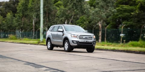 2017 Ford Everest Ambiente 4x4 review – tow test