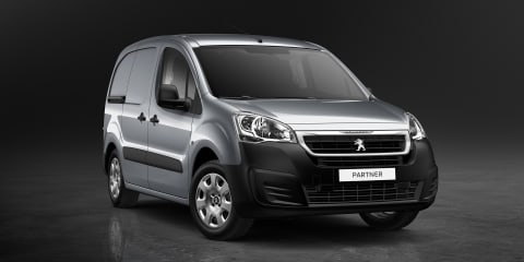 Peugeot Partner update revealed