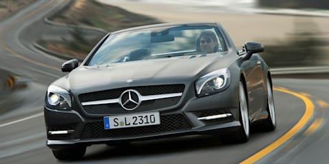 Mercedes-Benz: New Cars 2012
