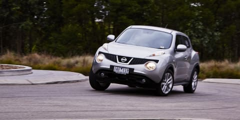 Nissan Juke, Navara recalled for warning light fix - 2500 vehicles affected