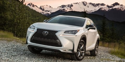 Lexus says no to high-performance SUVs