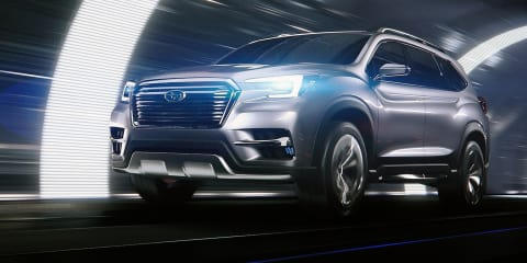 Subaru Ascent: Australian arm keen on lifecycle 'missing link'