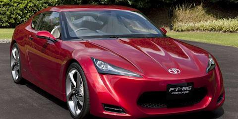 "Toyota FT-86 ""hachi roku"" Concept revealed"