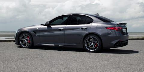 2018 Alfa Romeo Giulia Quadrifoglio review