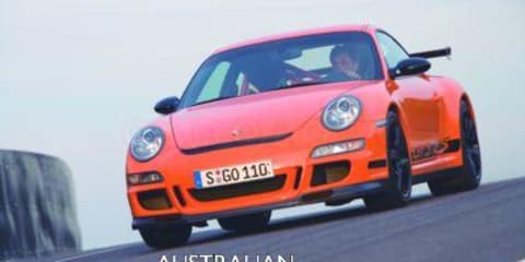 Porsche - There is No Substitute. Porsche Driving Experience