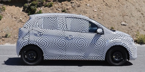 Peugeot 108 could rival Up! and 500 sub-$15K city cars