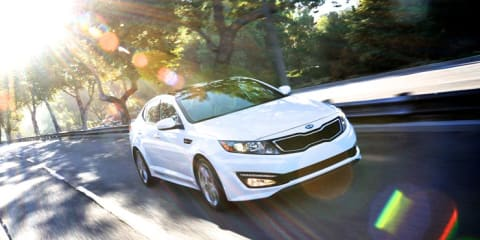 Kia Optima Turbo Review