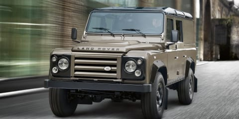 Land Rover Defender XTech Review