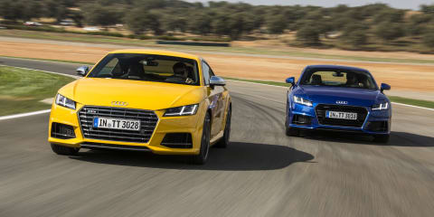 2015 Audi TT : $77,000 entry price set for February arrival
