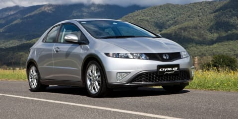 Honda Civic and Honda Insight now available at drive away prices
