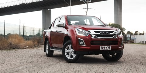 2018 Isuzu D-Max LS-U review