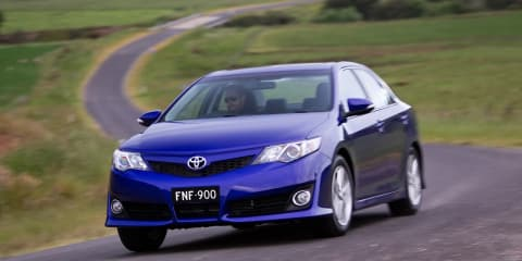Toyota Camry, Camry Hybrid, Aurion recalled in Australia