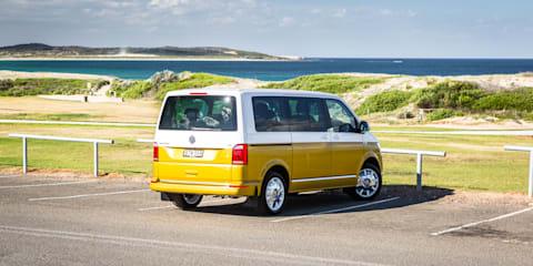2018 Volkswagen Multivan Kombi 70 review