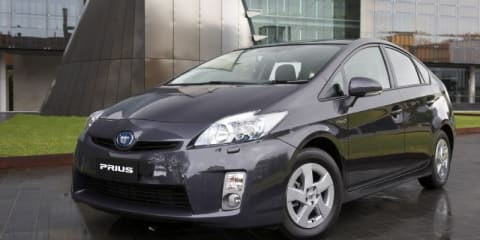 Toyota Prius wins Japanese car of the year.
