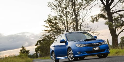 Subaru Impreza WRX Club Spec 10 limited edition arrives next month