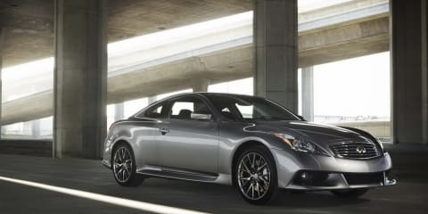 Mercedes-Benz and AMG to power upcoming Infiniti sports models