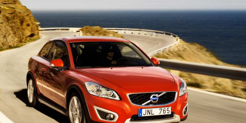 Volvo C30 revision to appear at Frankfurt
