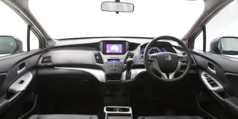 2011 Honda Odyssey update on sale in Australia
