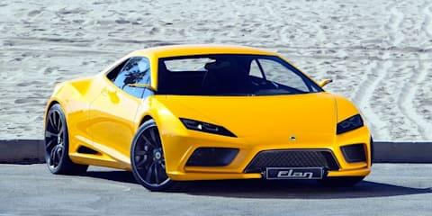 Lotus withdraws from 2012 Paris motor show