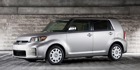 Toyota Rukus US doppelganger restyled for 2011