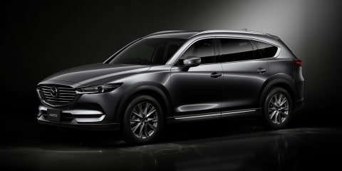 2018 Mazda CX-8 on sale from July