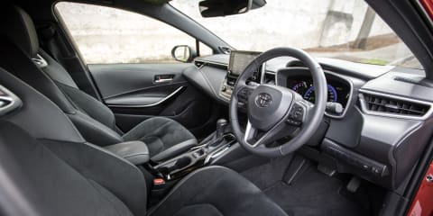 2019 Toyota Corolla range review