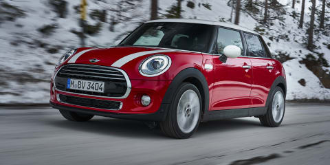 2018 Mini Hatch and Convertible get new dual-clutch transmission - UPDATE