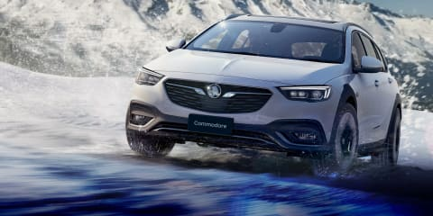 2018 Holden Commodore Tourer revealed: Return of the Adventra