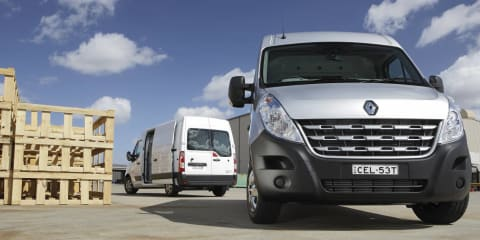 Auspost picks Renault vans
