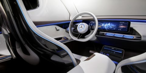 Mercedes-Benz developing seats that will squirm beneath your bum