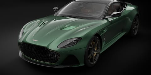 Aston Martin DBS 59 revealed - UPDATE
