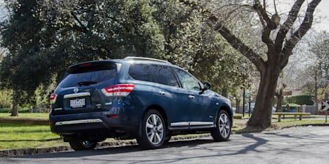 2014-2015 Nissan Pathfinder recalled for brake light fault