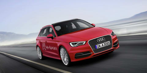 Audi A3 Sportback e-tron to establish the plug-in hybrid pillar for the brand in Australia