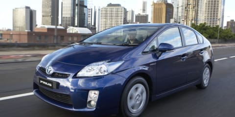Toyota Prius reaches 2 million sales milestone