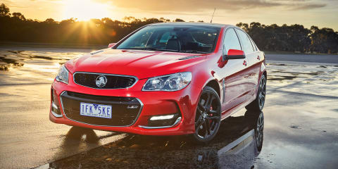 Holden Commodore V8 fans must embrace downsizing or watch brand die, says GM exec