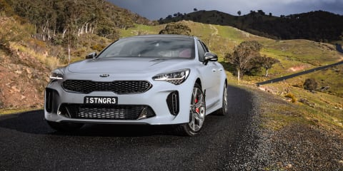 2018 Kia Stinger GT (Black Leather) review