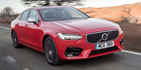 Volvo S90, V90, XC90 get new 'T5' petrol engine in the UK