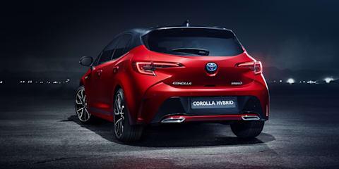 Toyota Europe adopts Corolla nameplate for 2019
