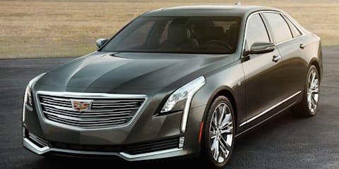 Cadillac CT6 flagship sedan leaked ahead of New York debut