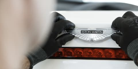 Aston Martin, Investindustrial partnership completed for $227m