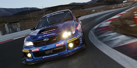 Subaru WRX STI headed to Nurburgring 24-Hour race