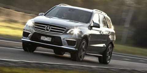 Mercedes-Benz confirms model name changes, ML-Class set to go