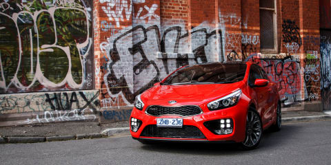Kia Pro_cee'd GT automatic is possible - but is it feasible?