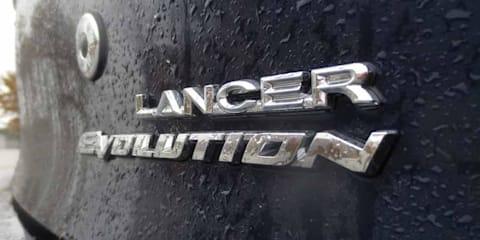 Next-gen Mitsubishi Evolution: smaller with plugin hybrid