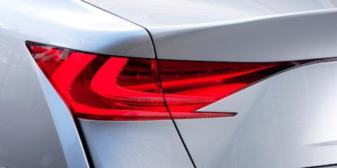 Lexus LF-Gh concept teased ahead of New York Auto Show