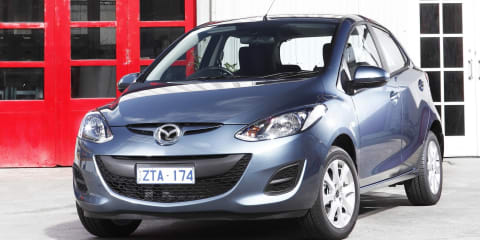 Mazda 2: simplified Sport range offers increased value