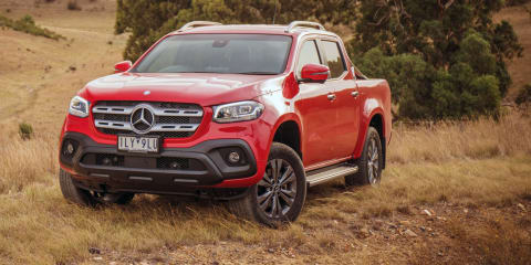 2018-19 Mercedes-Benz X-Class recalled