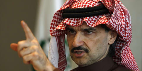 Saudi prince wants to slow efficiency progress by cutting oil prices